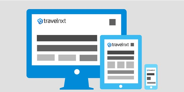 Making the travelnxt Platform Responsive