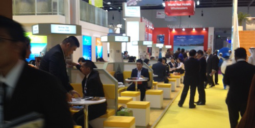 Day1 Insights of Exhibition ATM 2014