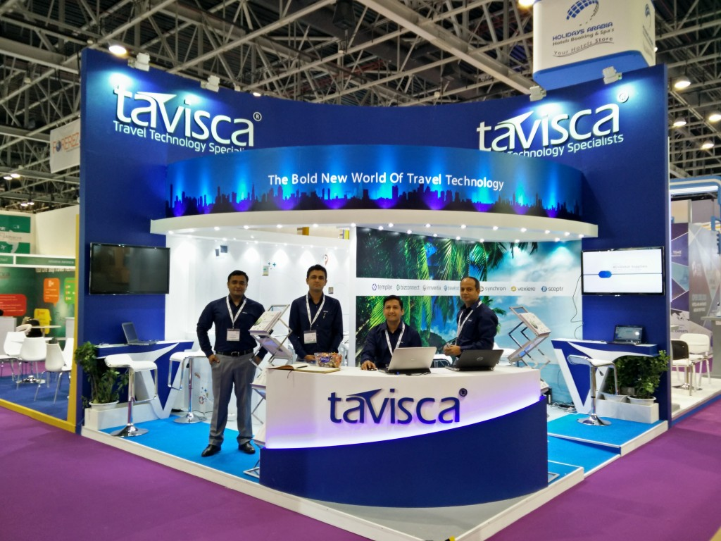 Tavisca Solutions at ATM Dubai