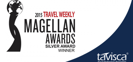Tavisca Awarded Magellan Silver Under Online Travel Services, Booking Interface