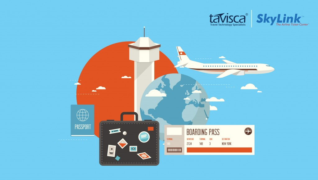 Tavisca Solutions Integrates With SkyLink Travels