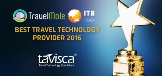Tavisca Solutions won TravelMole - ITB Asia Pacific Awards 2016