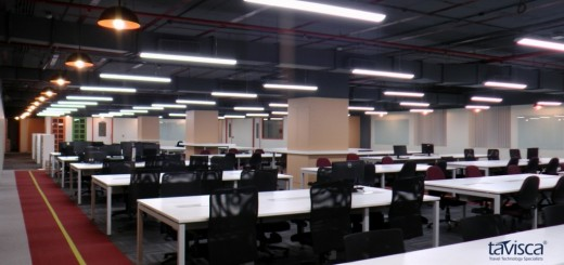 tavisca's new office. New Office Space, New Workstation, Growth, Press Release, Expansion